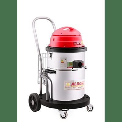 جاروبرقی سه موتور خاک صنعتی