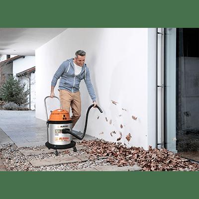 جاروبرقی دو موتور خاک ویلایی